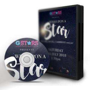 GStars - Wish Upon a star DVD