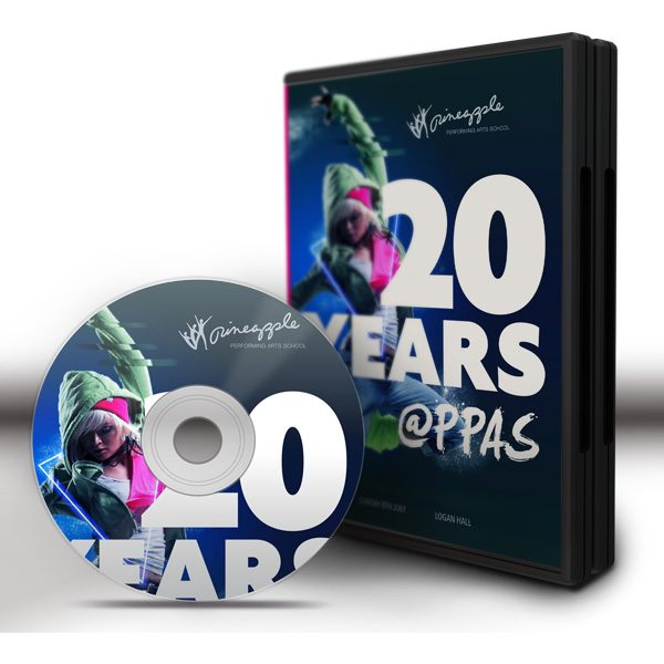 20 Years at PPAS Sunday DVD